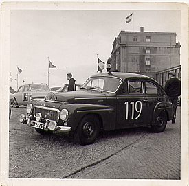 Start Tulpenrally '61
